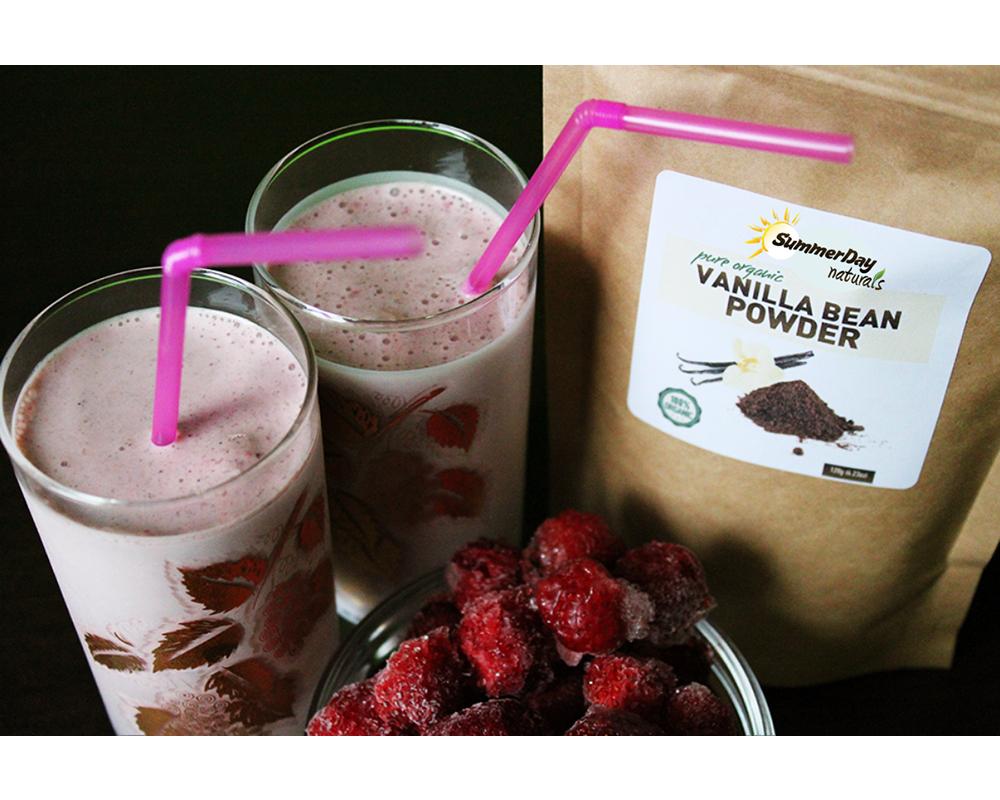 Strawberry-Vanilla Smoothie
