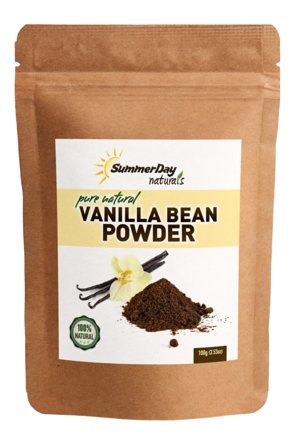 Raw Vanilla Bean Powder