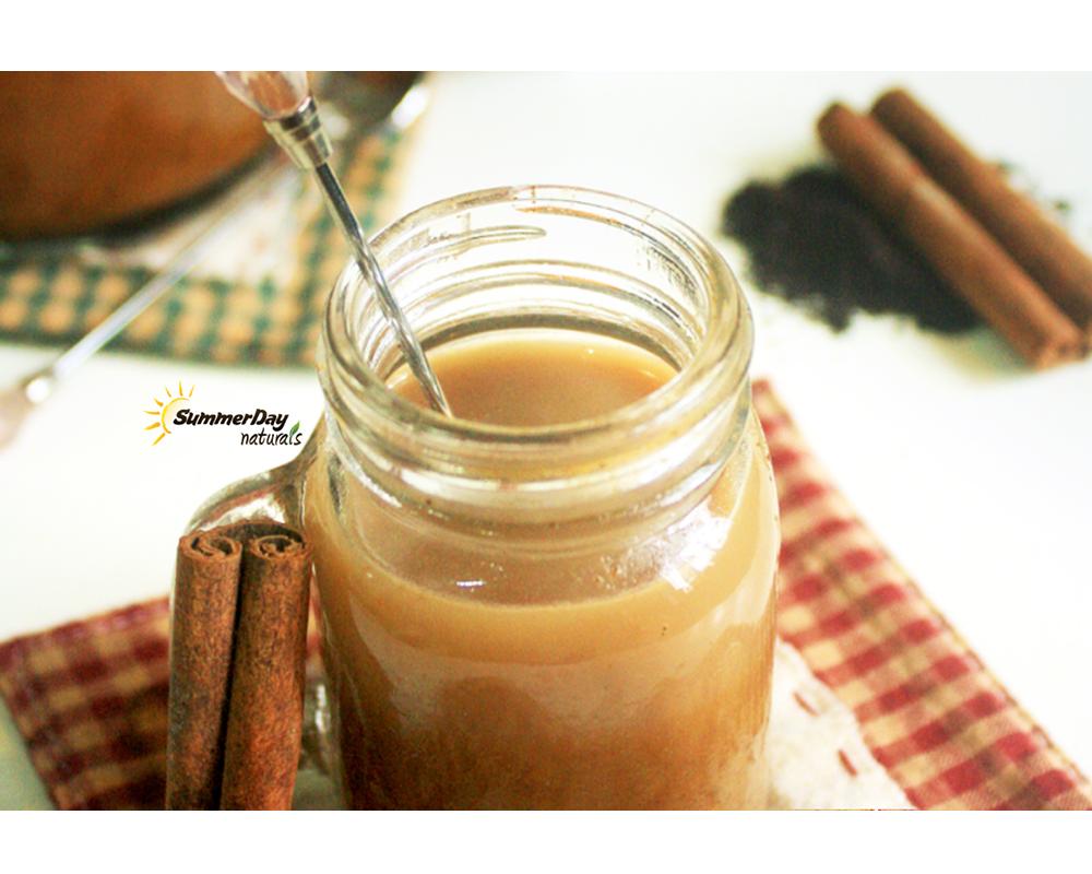 Pumpkin-Vanilla Spice Latte