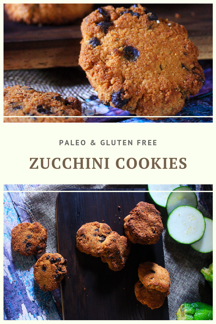 Paleo Zucchini Cookies Recipe by Summer Day Naturals