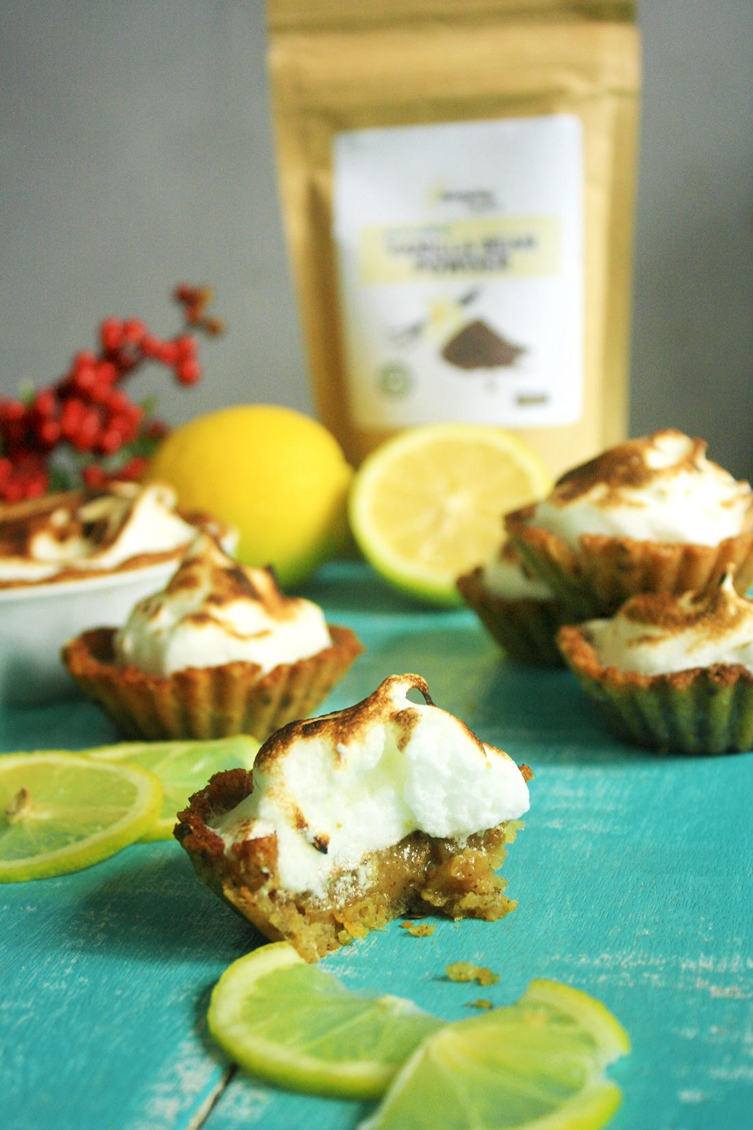 healthy lemon meringue pie recipe