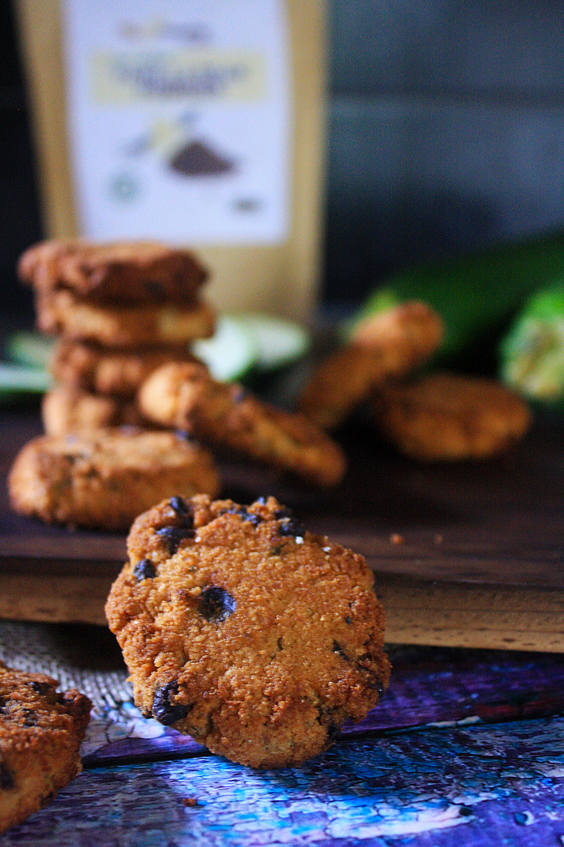 healthy cookie recipe gluten free