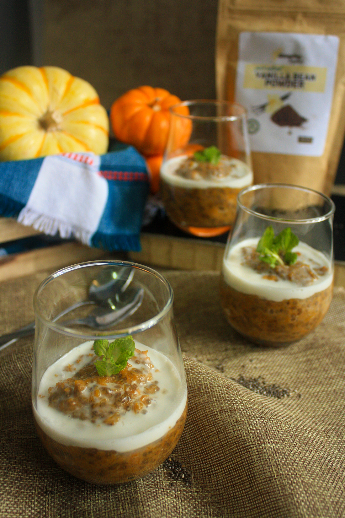 healthy chia pudding recipe