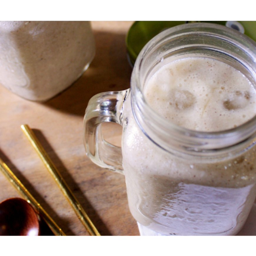 Fresh Coconut Smoothie