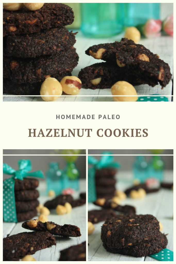 Paleo Hazelnut Cookie Recipe by Summer Day Naturals