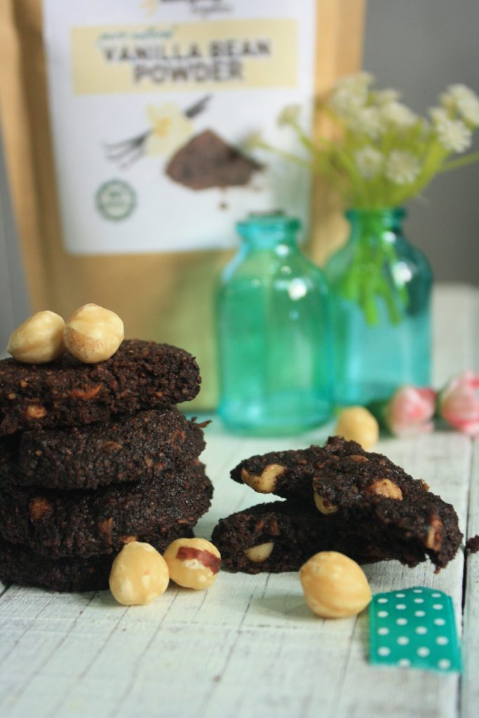 Paleo Hazelnut Cookie Recipe