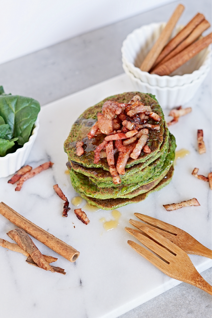 Paleo Spinach Pancake Recipe