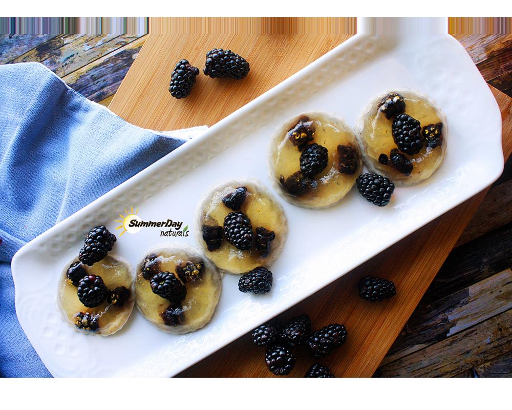 Sweet Blackberry Jelly