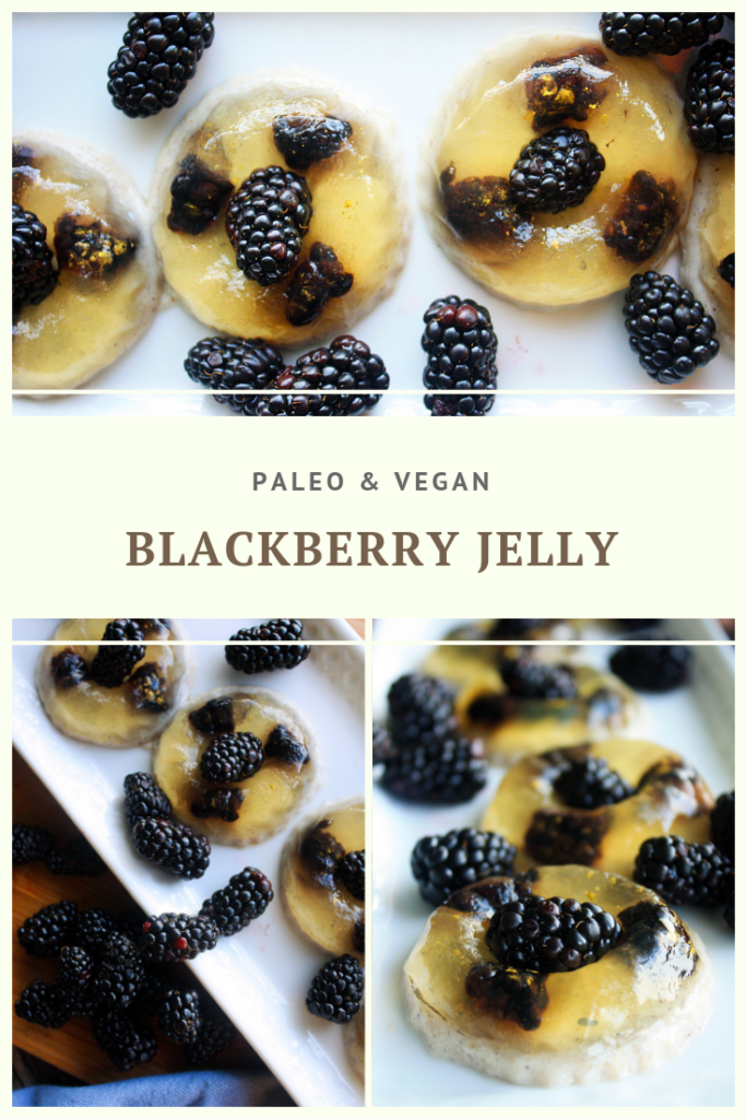 Paleo & Vegan Blackberry Jelly Recipe by Summer Day Naturals