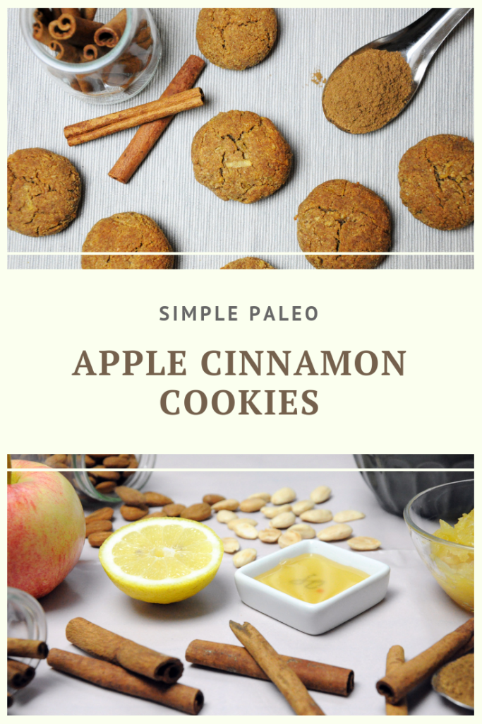 Apple Cinnamon Cookie Recipe by Summer Day Naturals
