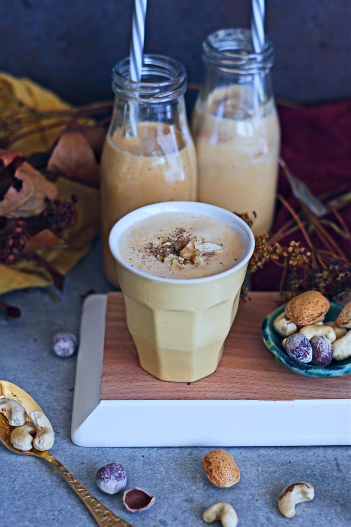 Paleo Pumpkin Smoothie