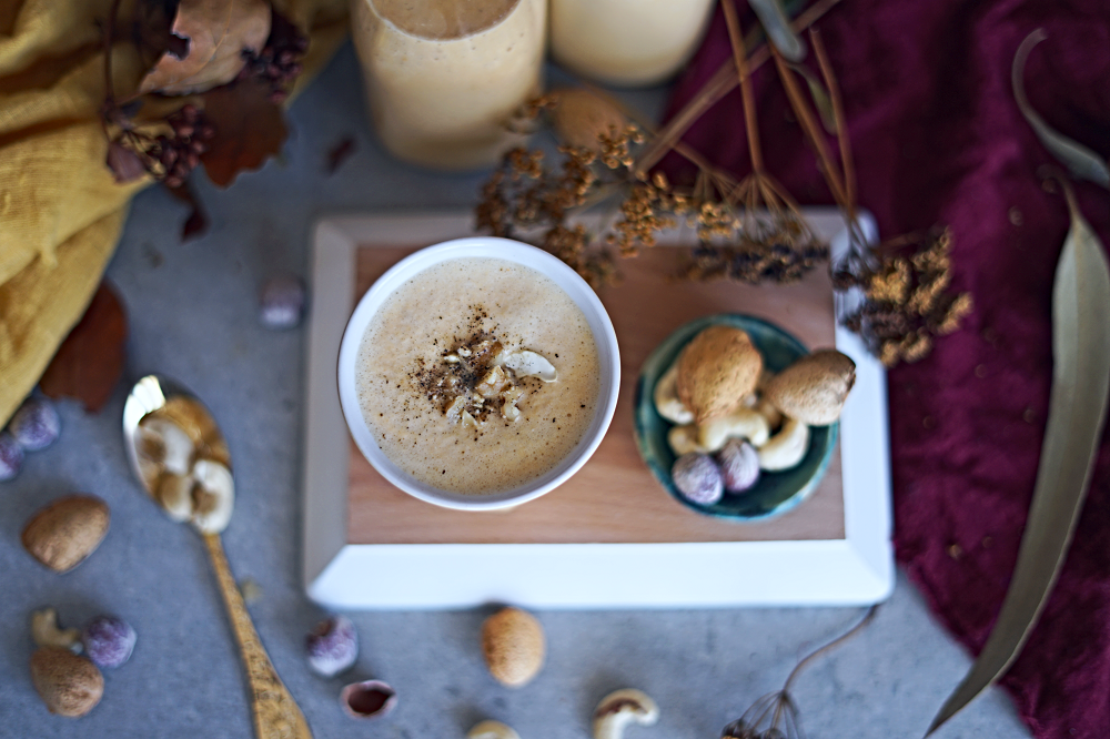 Paleo Vegan Pumpkin Smoothie Recipe