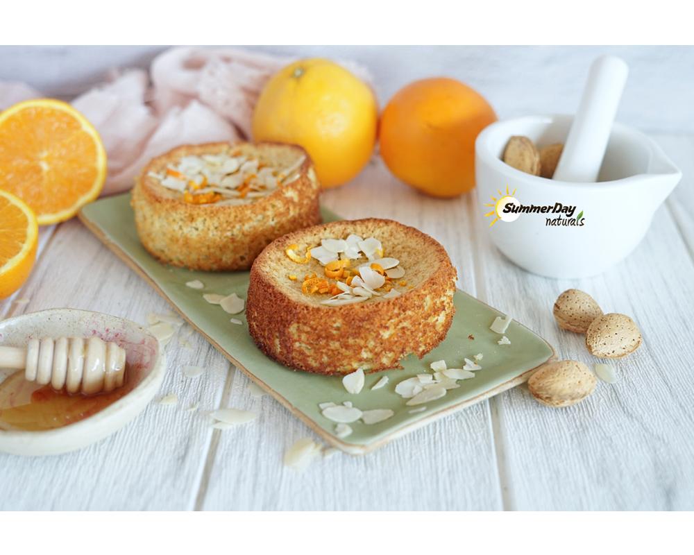 Orange And Almond Cakes