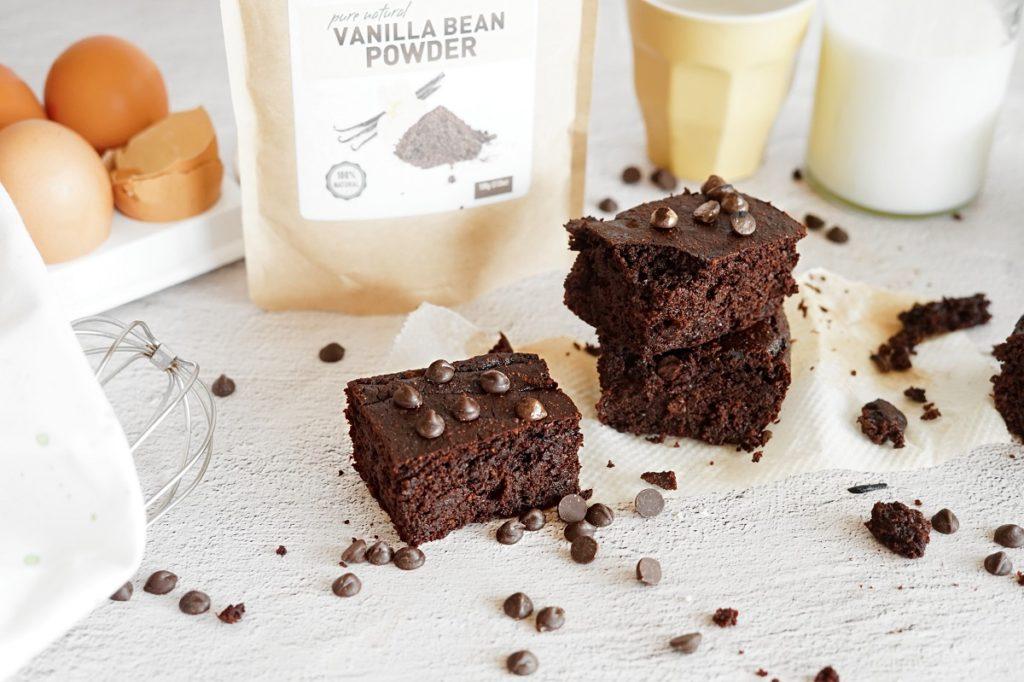 Healthy Paleo Brownie Recipe