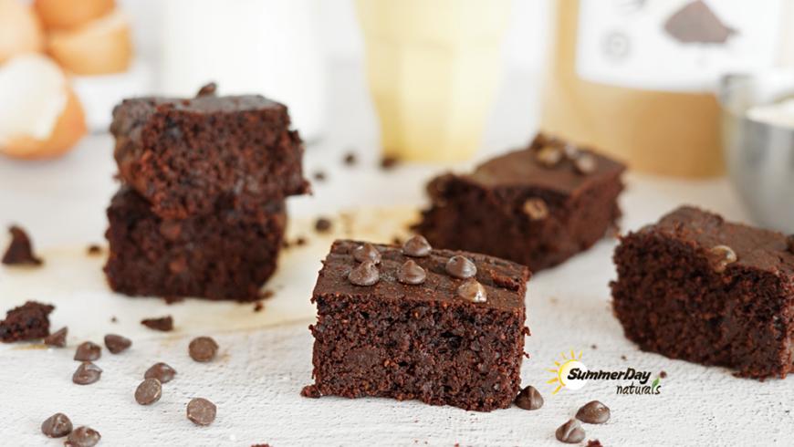 Beet Brownies