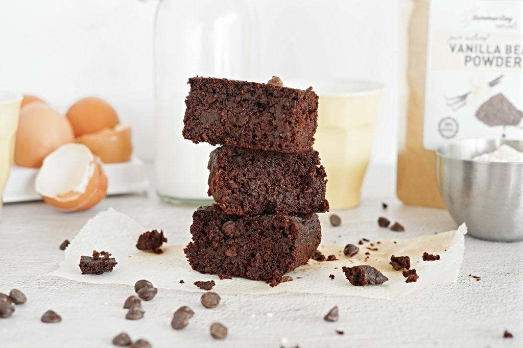 Paleo Beetroot Brownies - Gluten Free and Dairy Free