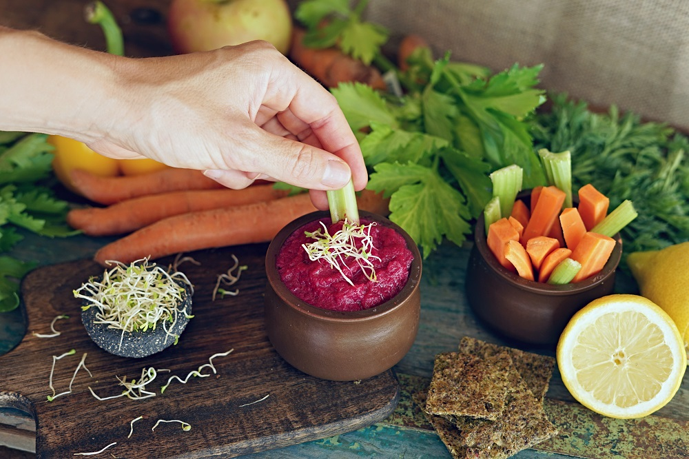 Raw Vegan Beet Spread Recipe
