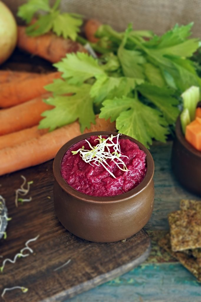 Raw Vegan & Paleo Beet Spread Recipe