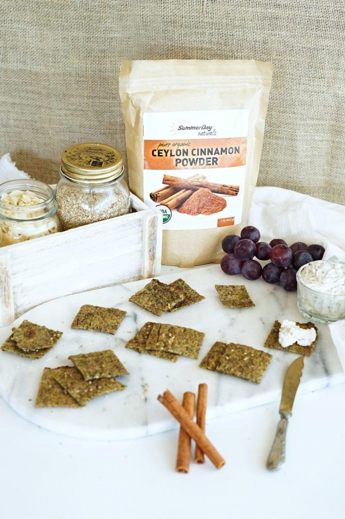 Paleo Crackers Recipe