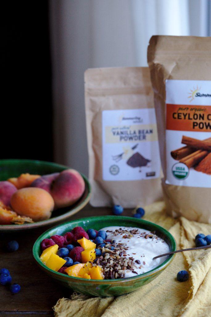 Breakfast Bowl Recipe - Paleo, Gluten Free & Dairy Free