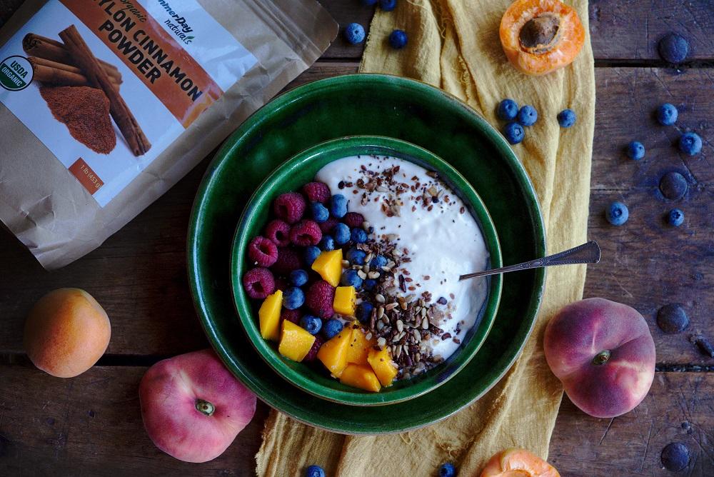 Breakfast Bowl with Paleo Granola