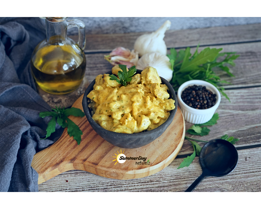 Yellow Chicken Curry