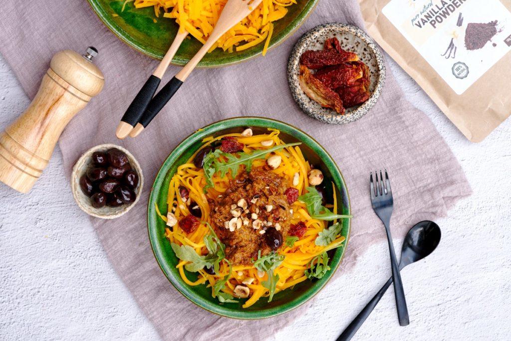 Pumpkin Spaghetti Recipe