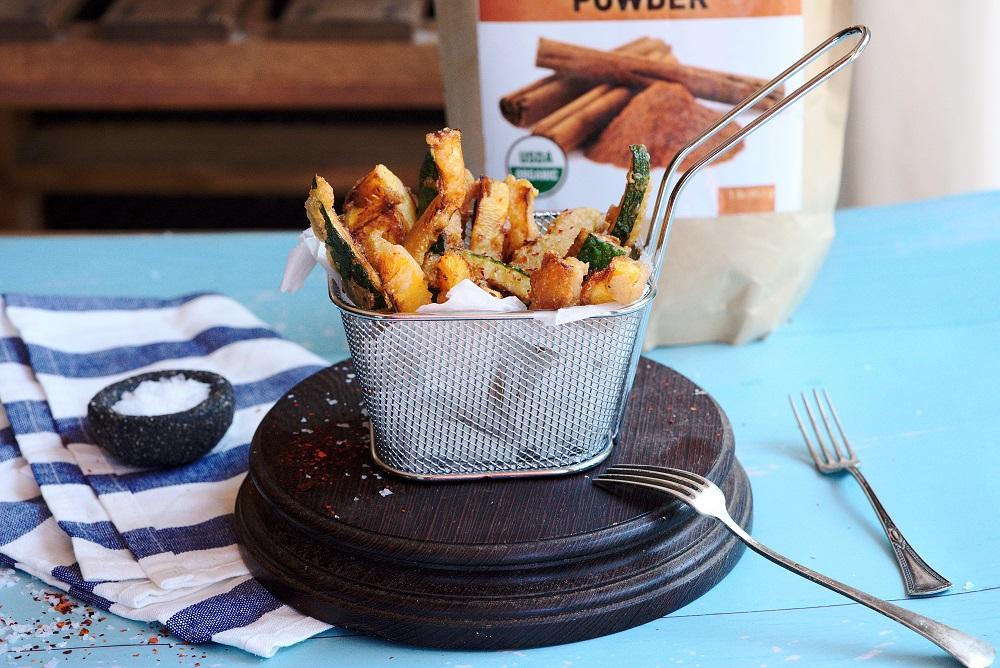 Paleo Vegetable Fries Recipe
