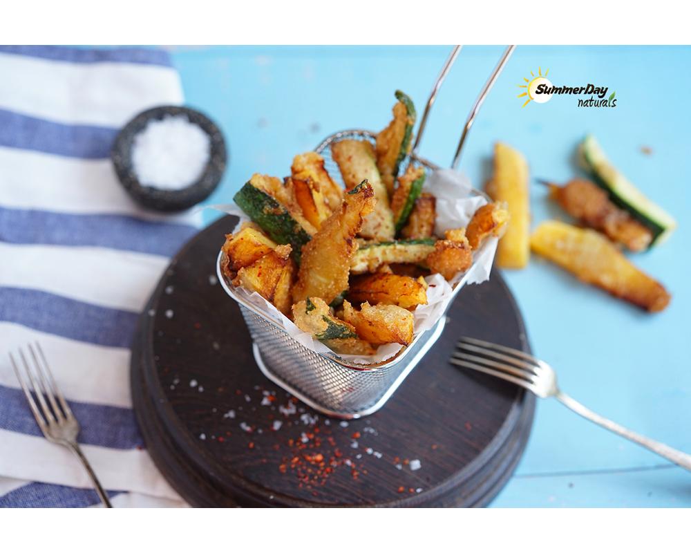 Paleo Veggie Fries