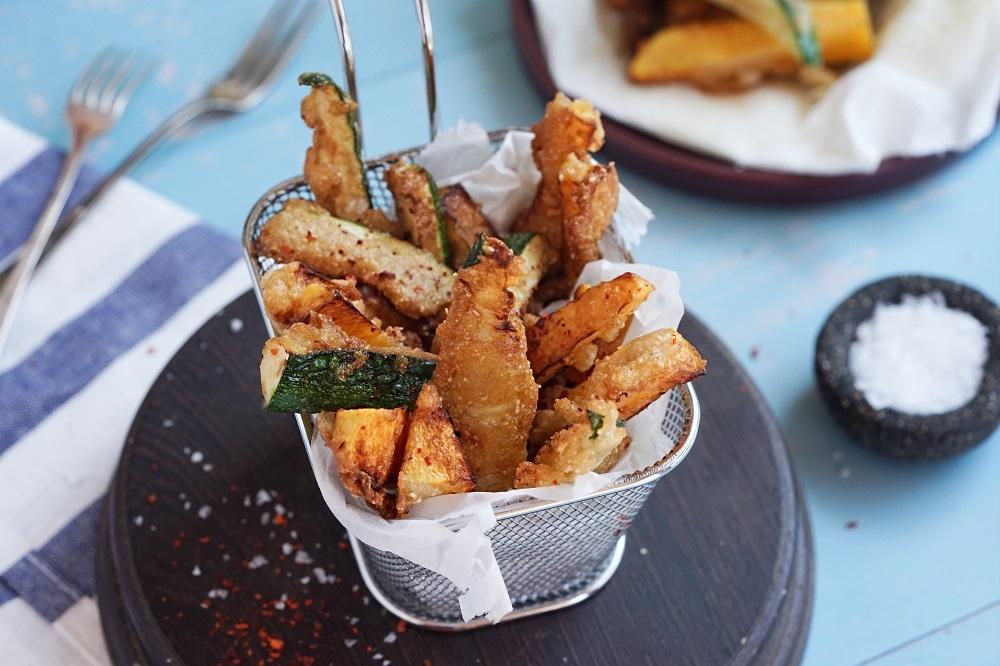 Paleo Veggie Fries Recipe