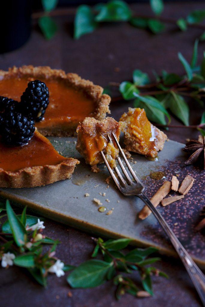 Pumpkin Tartelettes - Paleo, Gluten Free, Dairy Free Recipe