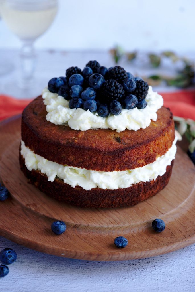 Paleo Layered Cake Recipe