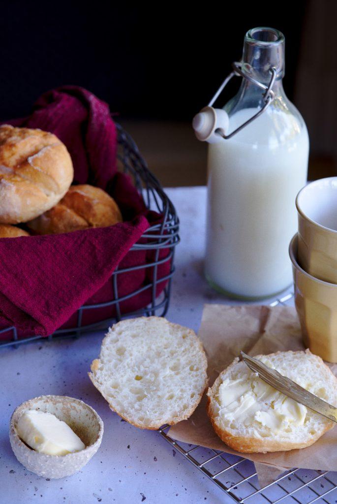 Paleo Bread Buns - Gluten Free Recipe