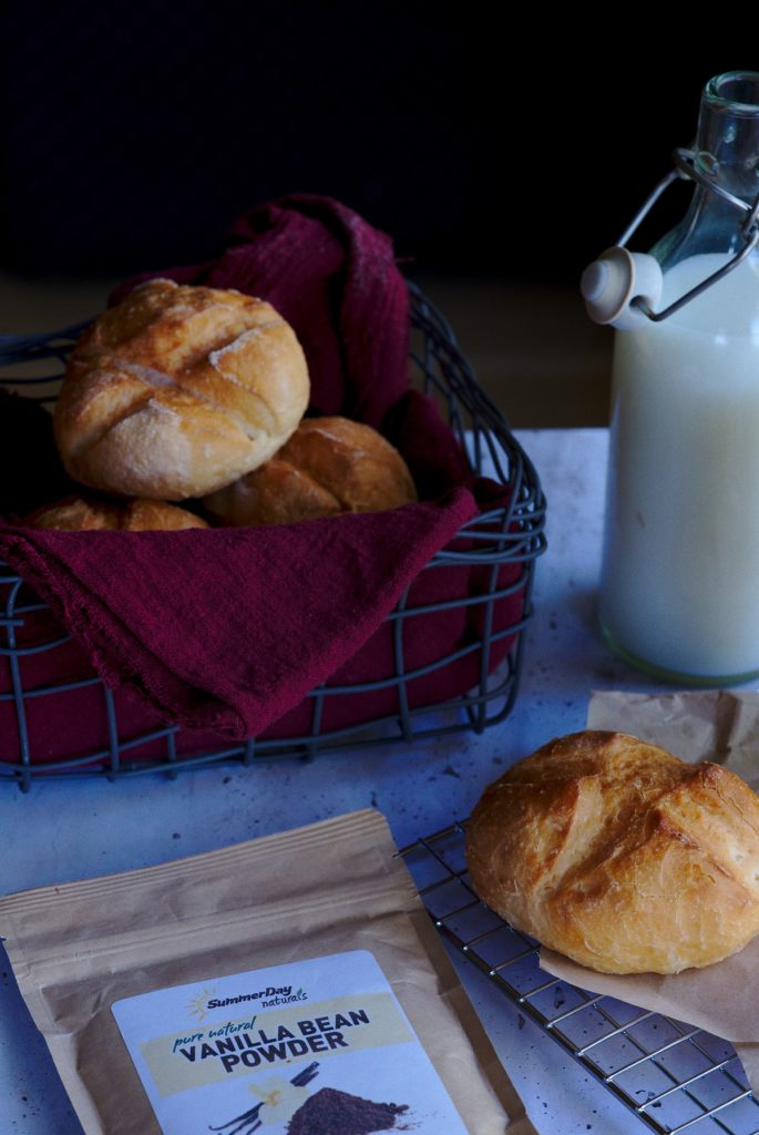 Paleo & Gluten Free Breakfast Buns