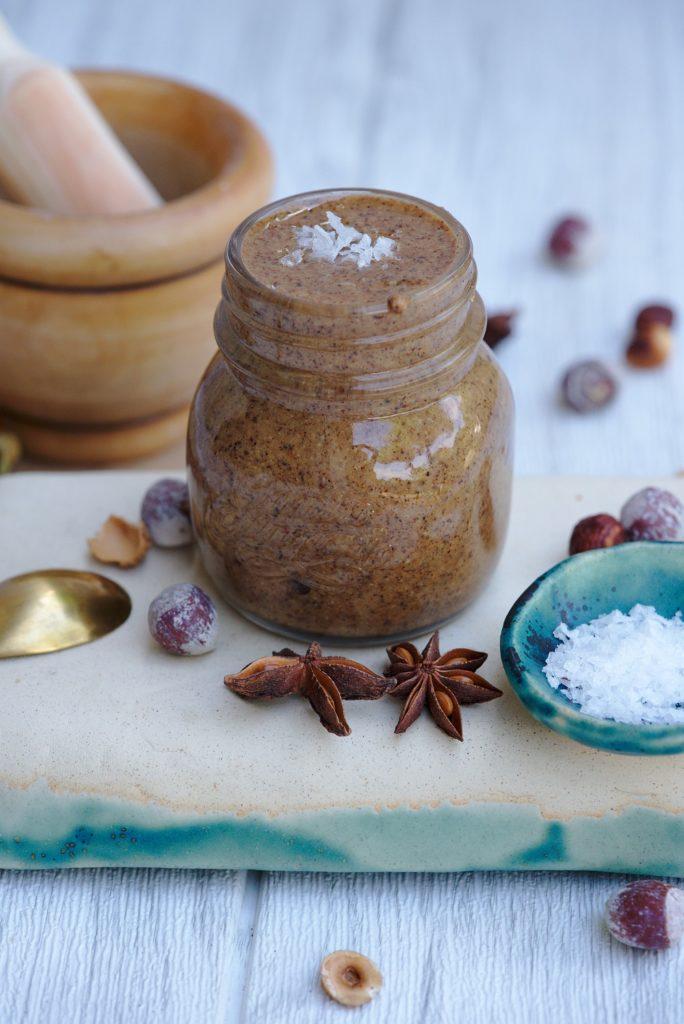 Vanilla Hazelnut Nut Butter Recipe